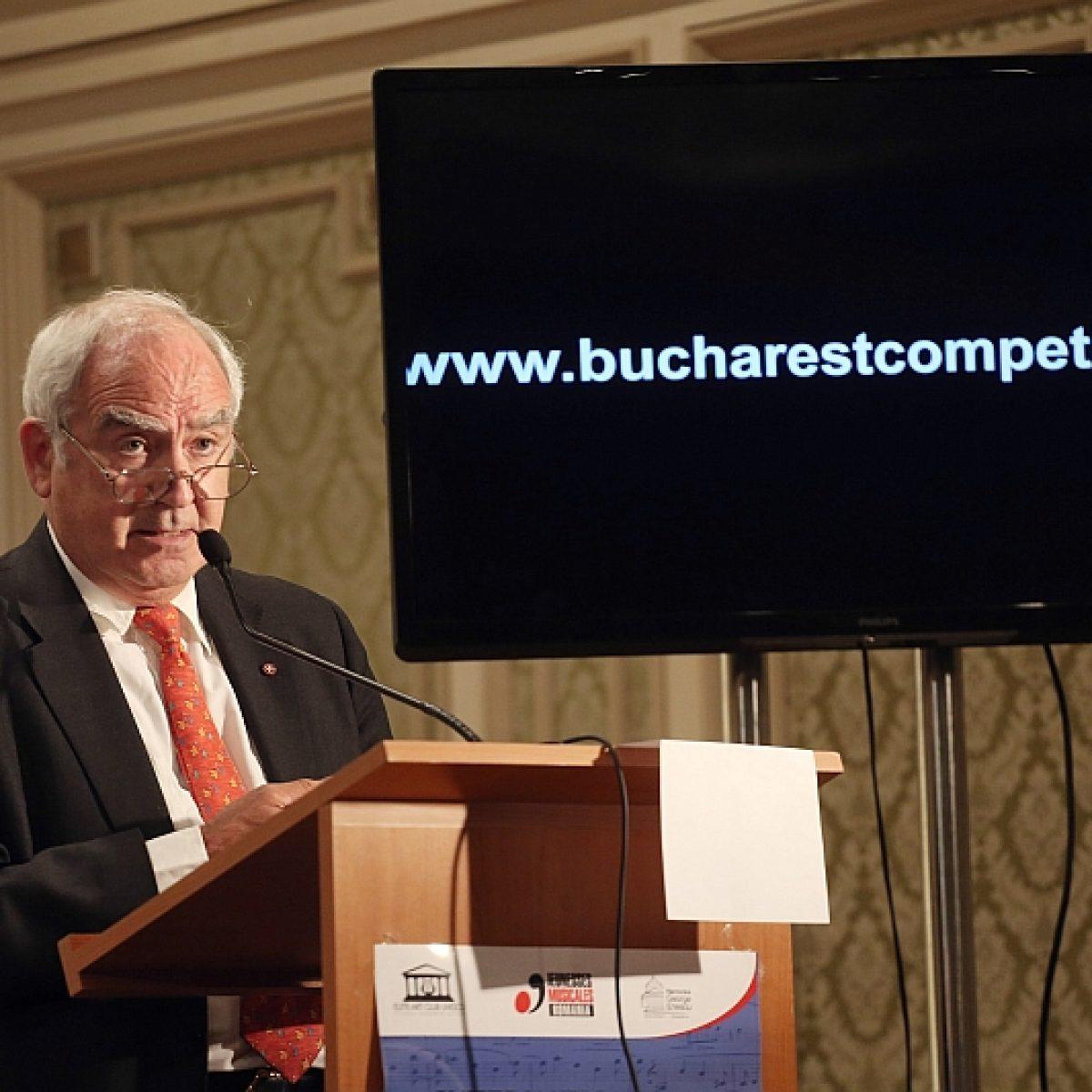 A VI-a editie, Concursul International de Dirijat 2015