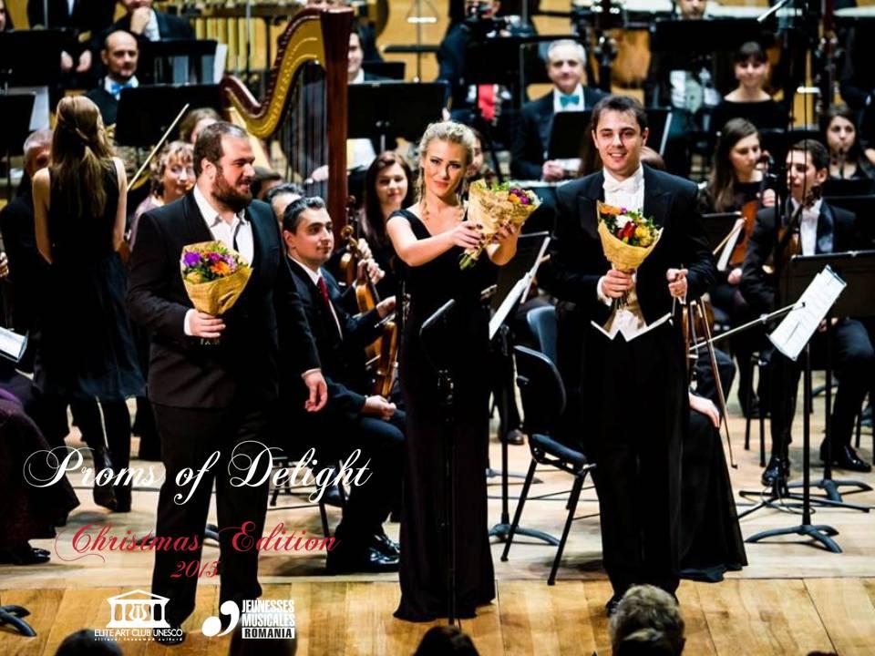 Proms of Delight 2015