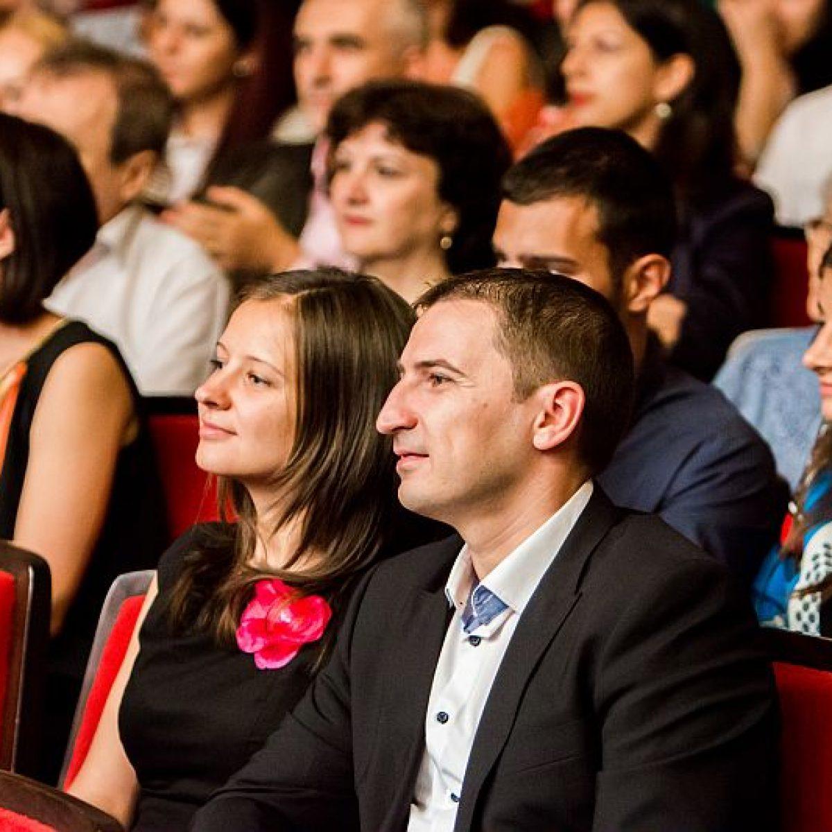 A V-a editie a Concursului International de Dirijat 2014
