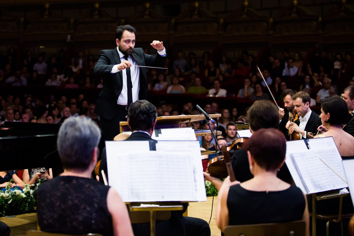 9th International Conducting Competition 2018