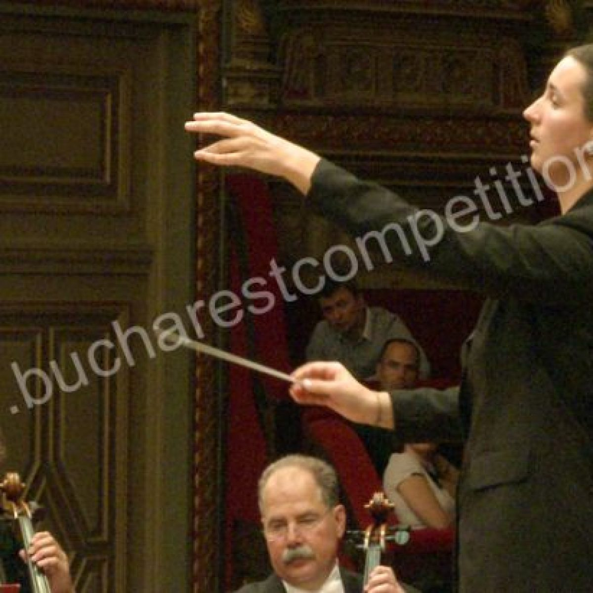 4th International Conducting Competition 2013