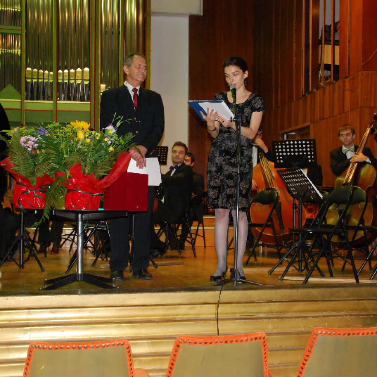 3rd International Conducting Competition 2012