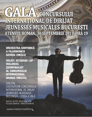 Gala Concursului International de Dirijat 2017
