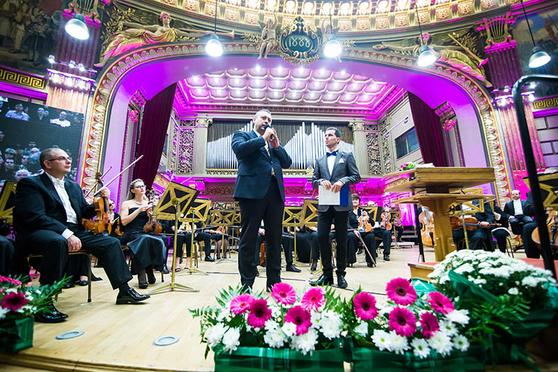 8th International Conducting Competition 2017
