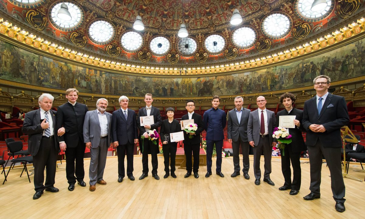 10th International Conducting Competition 2019